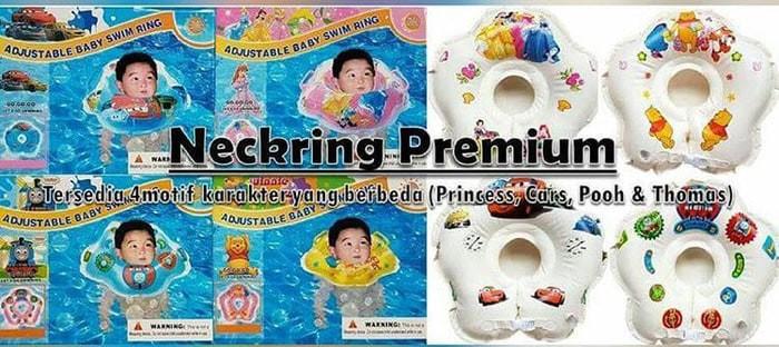 (Sale) NECK RING PREMIUM / Ban Leher (Pelampung Bayi)
