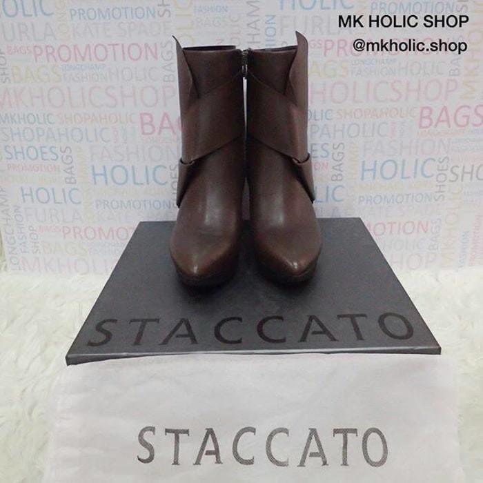 Jual (Diskon) Staccato Boots - TOKO WinaSS  8b95823d40