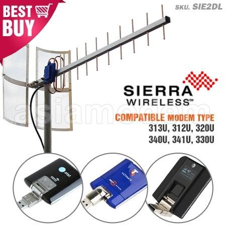 harga Antena yagi txr175 modem sierra 320u 330u 340u 313u 312u dual pigtail Tokopedia.com