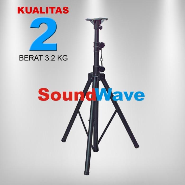 harga Tripod stand speaker - tripot tiang speker aktif/pasif Tokopedia.com