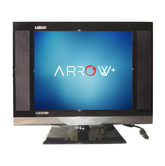 harga Pesawat televisi / tv led arrow 19  / usb movie ready / hitam Tokopedia.com