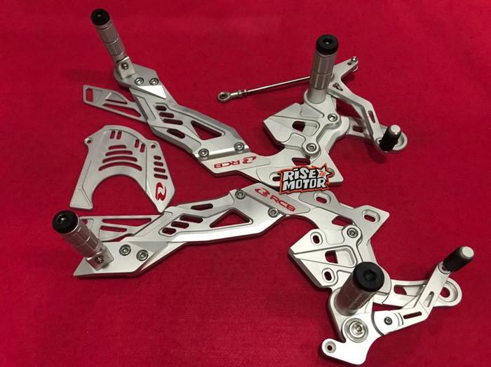 harga Footstep underbone racing boy mx king set Tokopedia.com