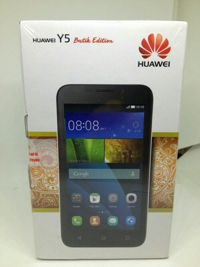 harga Huawei y5 batik edition garansi reami Tokopedia.com