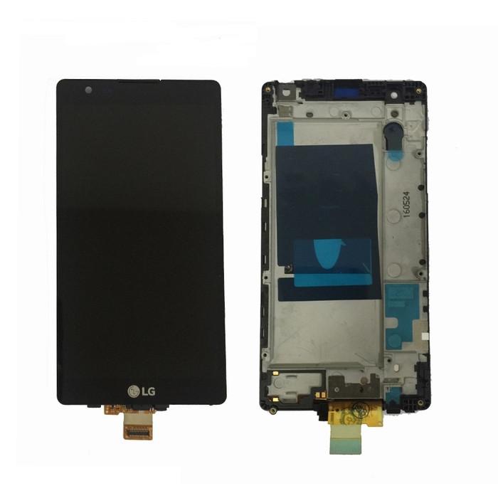 Jual TOUCHSCREEN + LCD LG X POWER K220 K220DS + FRAME ORIGINAL ...