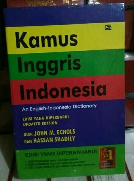 harga Kamus inggris indonesia - john m echols (edisi terbaru) Tokopedia.com
