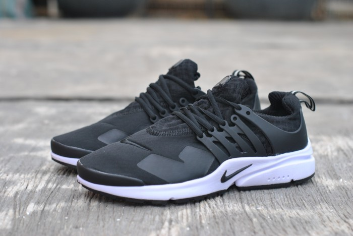 Jual Sepatu Nike Presto Runing Joging Premium Quality  Black White ... 7a690cd107