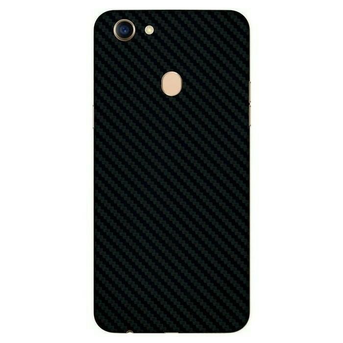 harga Umaxneed skin garskin protector oppo f5 black carbon Tokopedia.com
