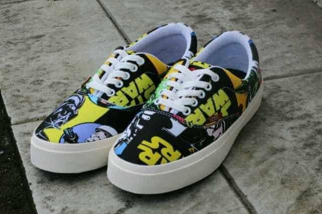 d9f5125c20 ... harga Sepatu pria casual sneakers vans era karakter starwars original  Tokopedia.com