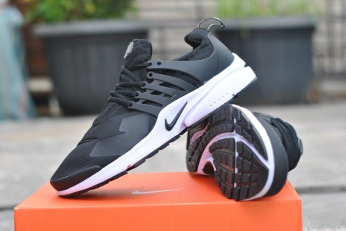 ... Sepatu Nike Presto Runing Joging Premium Quality  Black White -  Blanja.com ... 2d01326309