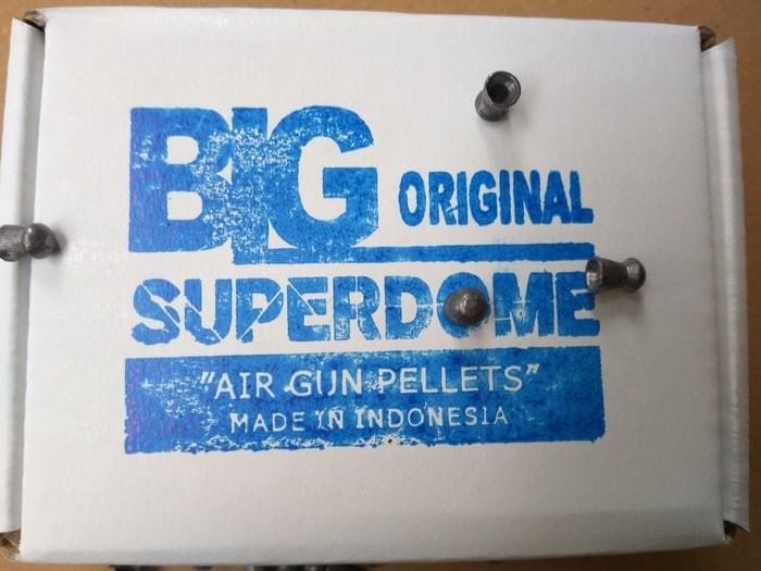 harga Grosir Mimis / Peluru BIG Original 5,5 5.5 Model SUPERDOME Tokopedia.com