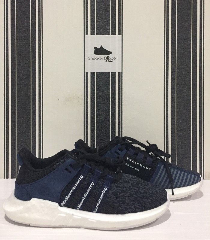 cheap for discount 9d75a 172d3 Jual White Mountaineering x ADIDAS EQT Support Navy