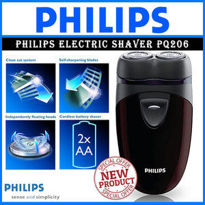 Philips Electric Shaver  Alat Cukur Kumis Jambang jenggot philip - PQ2 211b293eae