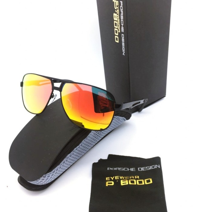 Kacamata   Sunglass Pria Porsche Design Am-5281 Fullset + Cairan 8a30b9a6ad