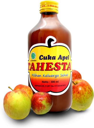 Aturan Pakai Cuka Apel Untuk Diet Dan Jerawat