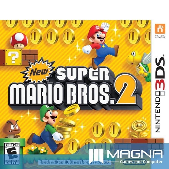 Jual 3DS Game - New Super Mario Bros 2 - Aripin jaya Store | Tokopedia