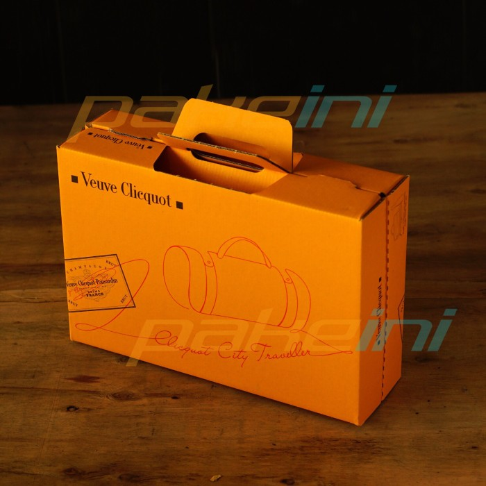 harga Champagne veuve clicquot with bag limited edition Tokopedia.com