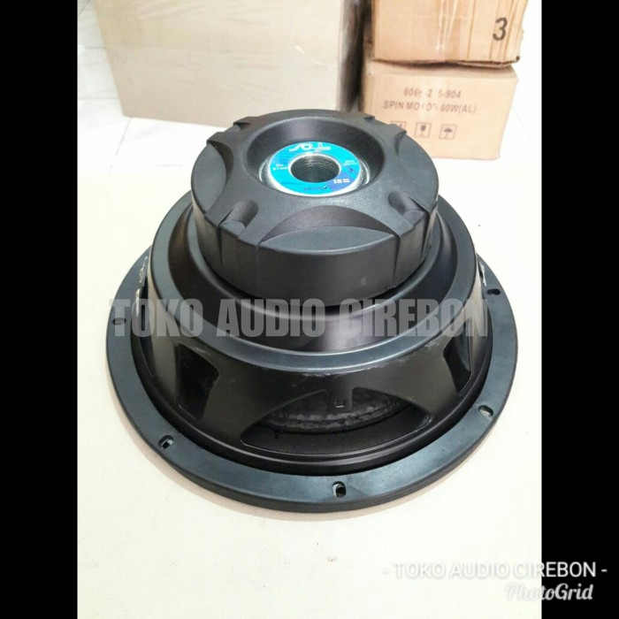 harga Speaker subwoofer soul mignova 10 inch max power 500 watt double coil Tokopedia.com