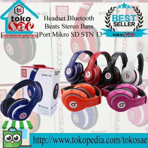 harga Handset bluetooth / headphone bluetooth beats by dr.dre Tokopedia.com