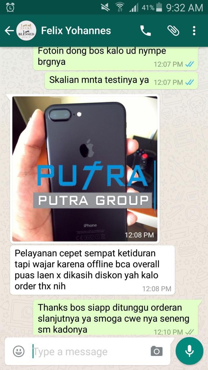 Jual Ip7 Iphone 128gb 7 Jet Black Original Apple 100 Garansi 1 Rose Gold Tahun