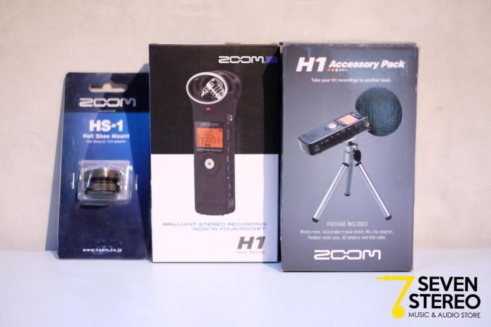 Jual Zoom H1 Aph 1 Hs 1 Hand Recorder Kota Bandung Seven