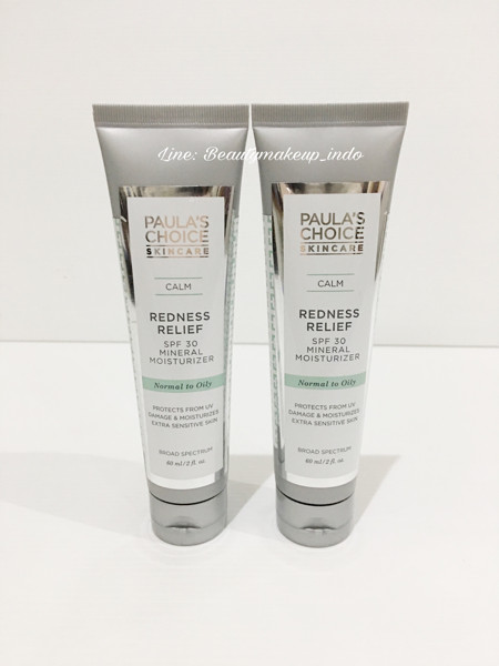 Paula Choice Calm Redness Relief Mineral Moisturizer