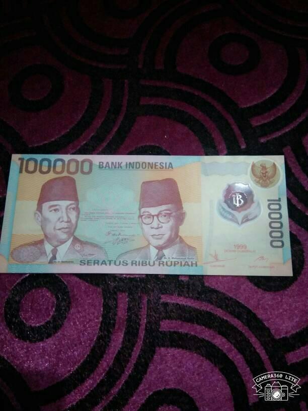 harga Uang kuno jadul seratus ribu polymer th 1999 soekarno hatta 100 ribu Tokopedia.com