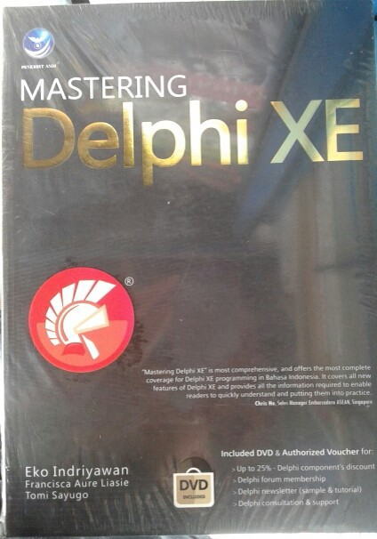 harga Buku mastering delphi xe Tokopedia.com