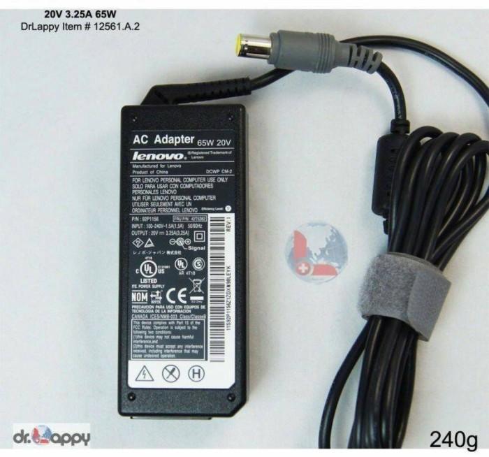 harga Charger adaptor original lenovo thinkpad edge e220s e420 e520 Tokopedia.com