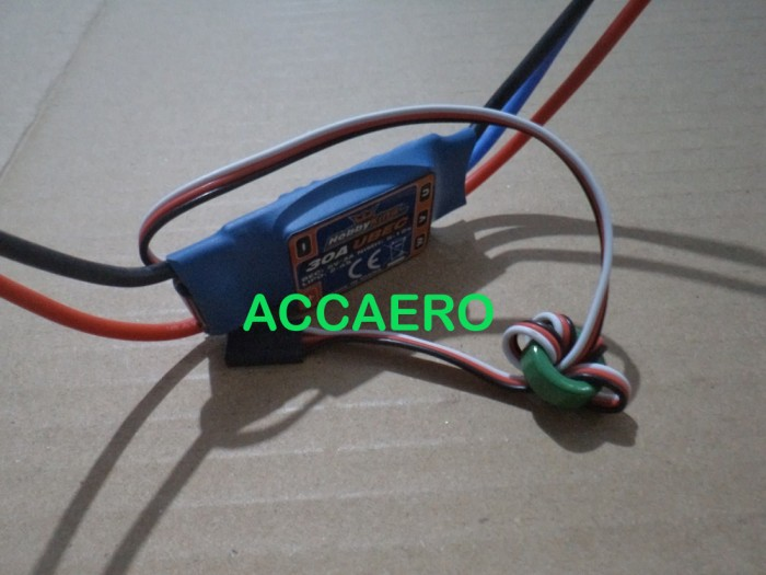 Jual ESC HobbyKing 30A 3A UBEC - Kab  Cilacap - ACCAERO | Tokopedia