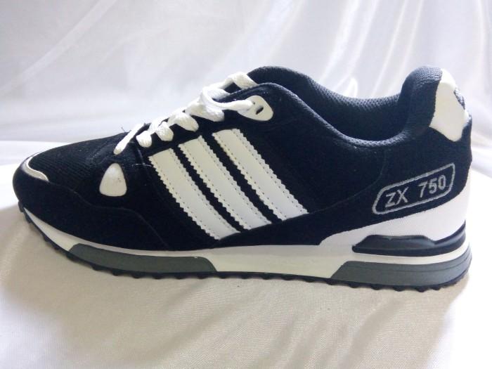 australia sepatu adidas zx 750 hitam putih original 90512 77ecd 5f804cc5b6