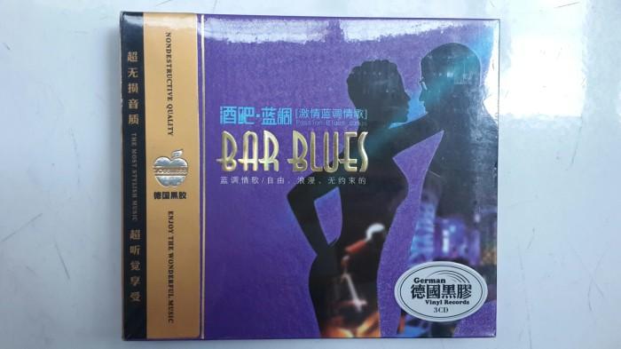 harga Cd piringan hitam bar blues baru 3disc original impor Tokopedia.com