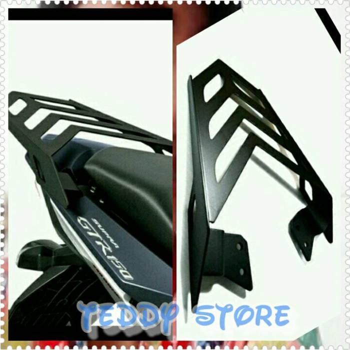 harga Aksesoris rear carrier bracket honda supra x gtr 150 150r original ahm Tokopedia.com