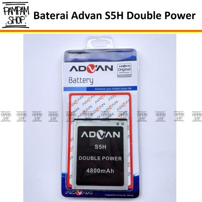harga Baterai handphone advan s5h original double power | batre hp advance Tokopedia.com