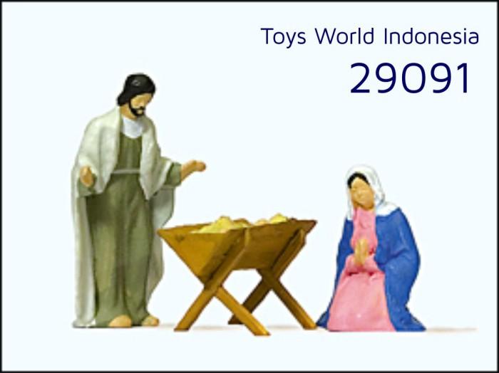 harga Preiser 29091 the holy family Tokopedia.com