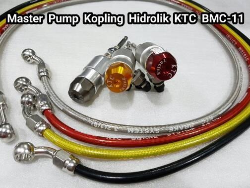 harga Master pump kopling hidrolik ktc bmc-11 Tokopedia.com