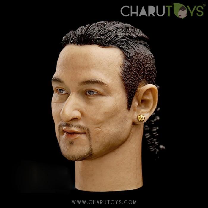 Foto Produk SALE 1/6 Scale Jacky Cheung Headsculpt V2 for Hot Toys dari Charu Toys