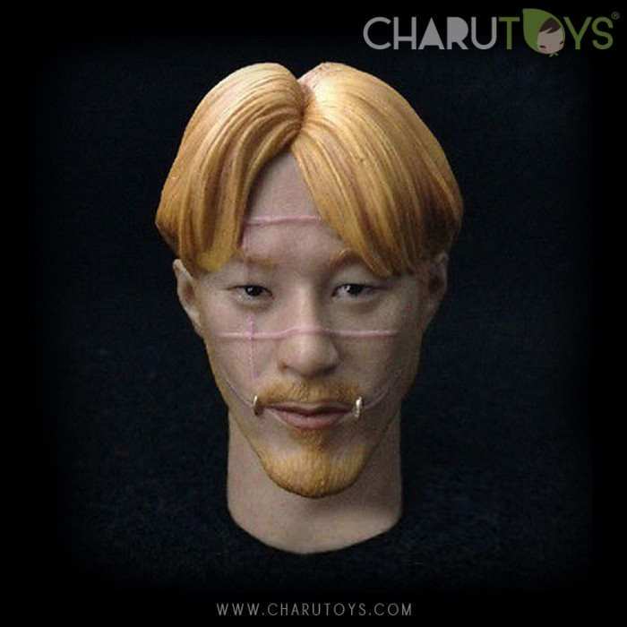 Foto Produk SALE 1/6 Scale Ichi the Killer Headsculpt for Hot Toys dari Charu Toys