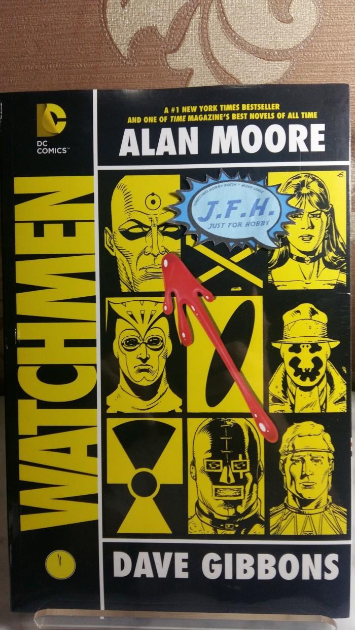 harga Watchmen tpb (2014 dc) 2nd international edition Tokopedia.com