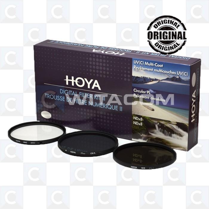 harga Hoya 67mm digital filter kit ii Tokopedia.com