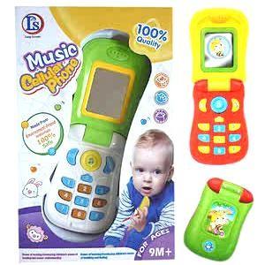 Jual Hp Mainan Music Cellular Phone Mainan Hp Bayi Jakarta Utara