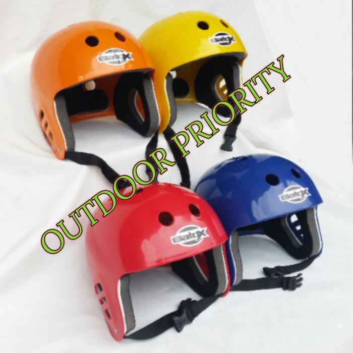 harga Helm rafting,paralayang lokal Tokopedia.com