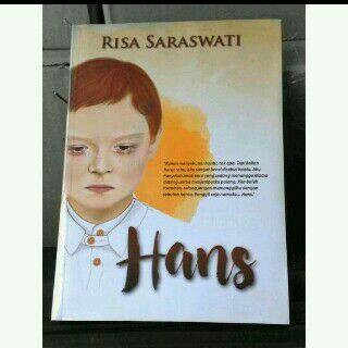 Novel Hans : Risa Saraswati