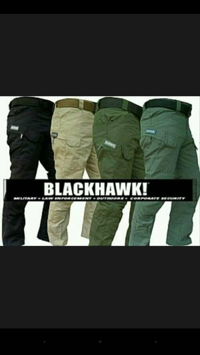 Jual Celana Tactical Blackhawk Jumbo Celanablackhawk Pajang