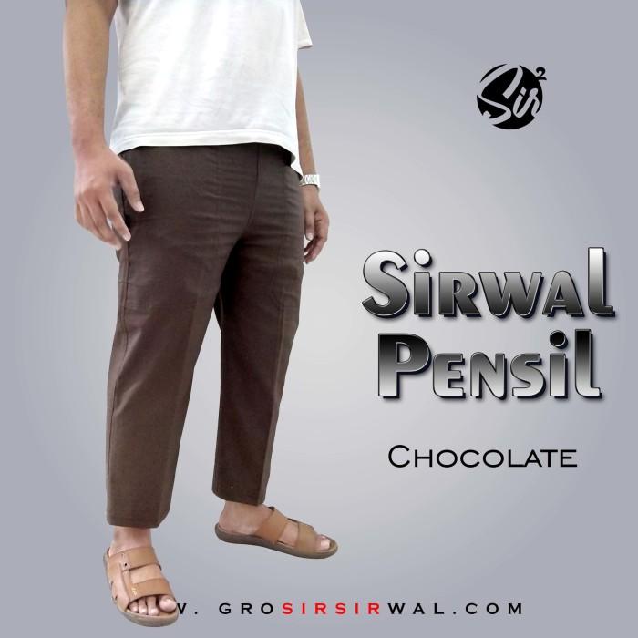 63+  Celana Sirwal Pensil Terbaik Gratis
