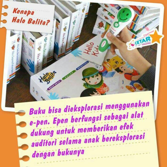 Foto Produk Halo Balita dan E-pen dari Mufid Book Store