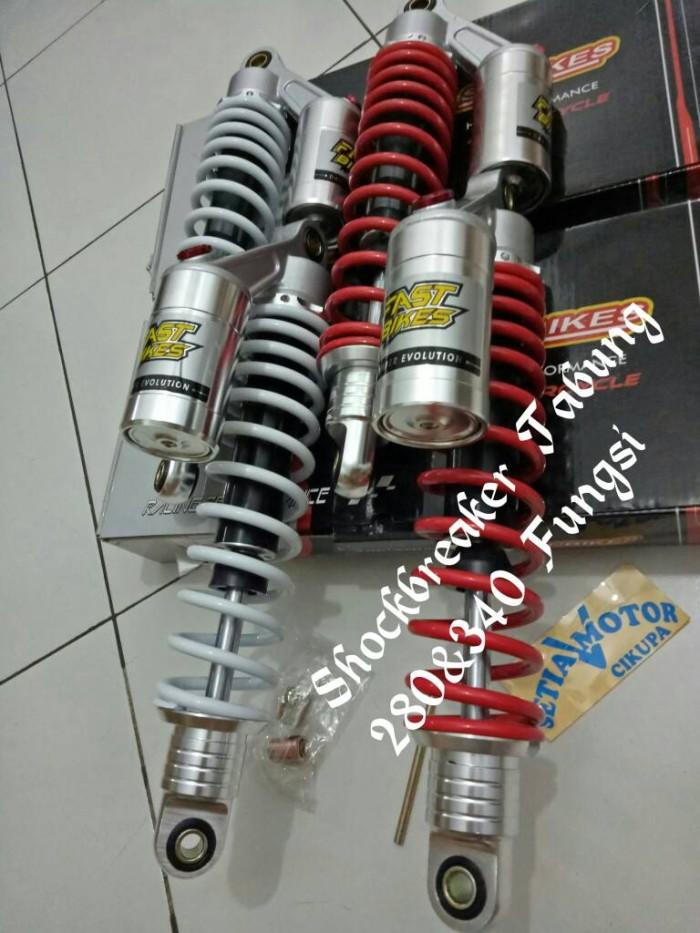 harga Shockbreaker tabung 280/340 motor bebek tiger rx king thunder dll Tokopedia.com