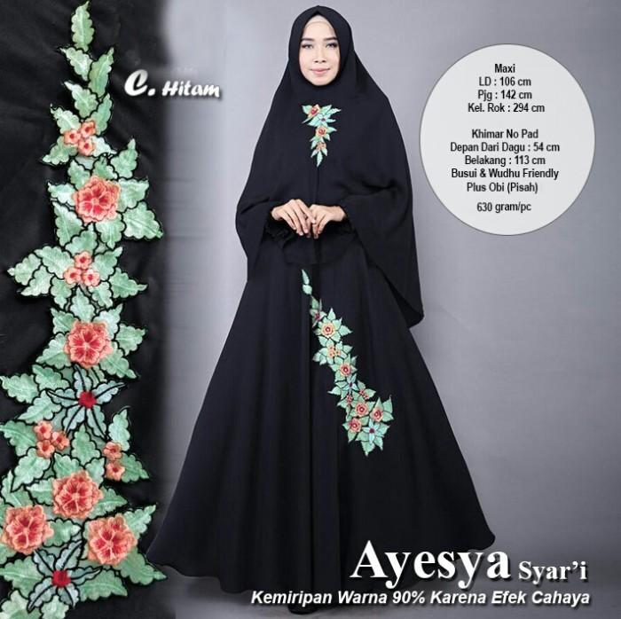 Jual Baju Gamis Syari Gamis Syar I Murah Modern Gamis Cantik