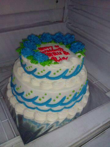 Jual Kue Tart Pernikahan 2 Tingkat Kota Bogor Jechentart Tokopedia