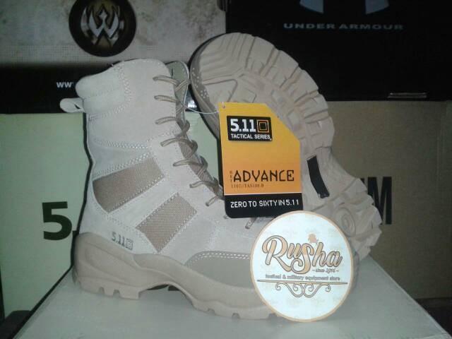 harga Sepatu 5.11 8 inci tactical series boots made in usa Tokopedia.com