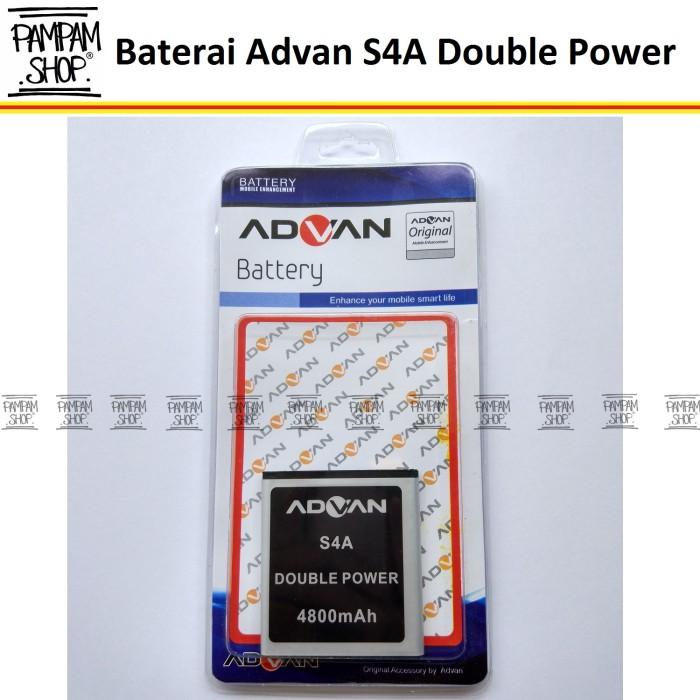 harga Baterai handphone advan s4a ori   batrai batre battery original hp Tokopedia.com
